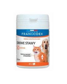 Zdrowe stawy, dla psów i kotów 60 tabletek