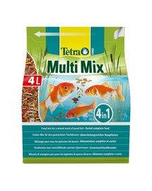 Pond Multi Mix 4 l podstawowa mieszanka dla ryb w oczkach wodnych