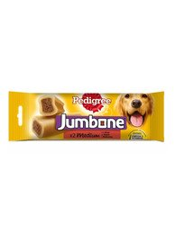 Jumbone (średnie psy) przysmak z wołowiną 180 g x 12