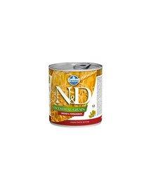 N&D Dog ancestral grain chicken&pumpkin 285 gr