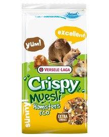 Hamster Crispy Pokarm dla chomików 400 g Ekstra zboża