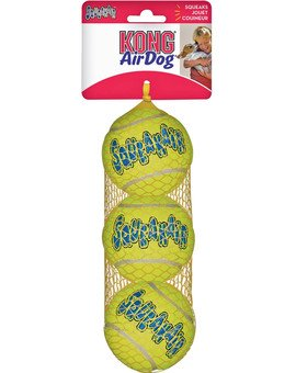 Piłki tenisowe medium 3 szt. 65 mm