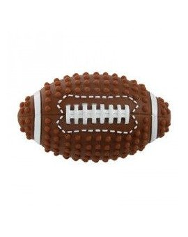 Zabawka piłka football 7.6 cm