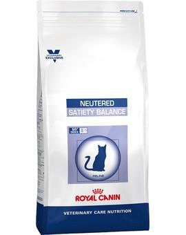 Cat neutered satiety balance 8 kg