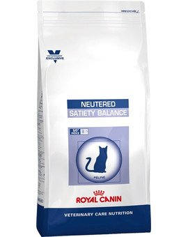 Cat neutered satiety balance 8 kg