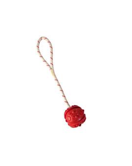 Piłka z sznurkiem  śr. 7 cm