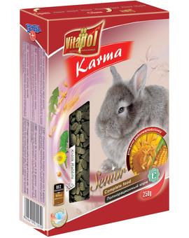 Pokarm dla królika-senior 250g