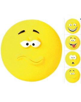 Piłka uśmiech piszcząca żółta