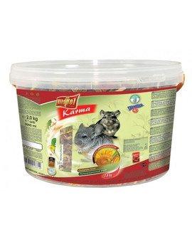 Pokarm dla szynszyli - wiaderko 2 kg