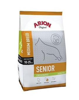 Original Adult Medium Senior Chicken & Rice 12 kg