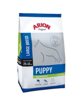 Original Puppy Large Chicken & Rice 3 kg