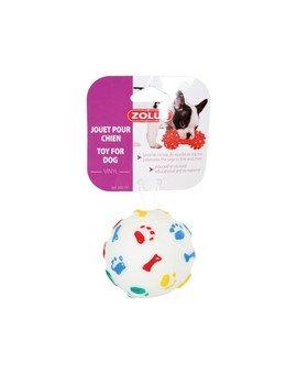 Zabawka Winylowa Piłka Sprężysta 7,5 cm