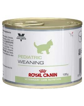 Cat pediatric weaning puszka 195 g