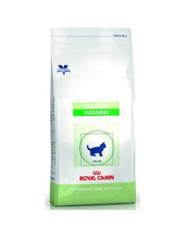 Cat pediatric weaning 0.4 kg