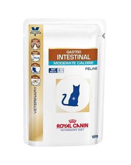 Cat gastro intestinal moderate calorie saszetka 12 x 100 g