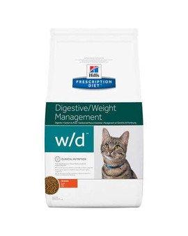 Prescription Diet w/d Feline 5 kg