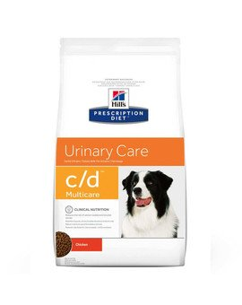 Prescription Diet Canine c/d Multicare Chicken 5 kg