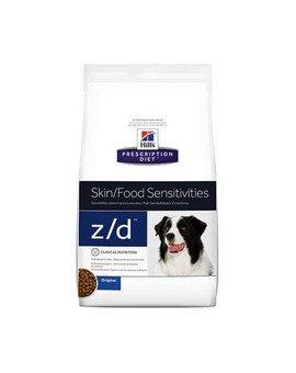 Prescription Diet Canine z/d Food Sensitivities 10 kg