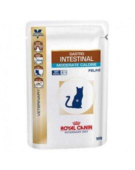 Cat Gastro Intestinal Moderate Calorie 48 x 100 g