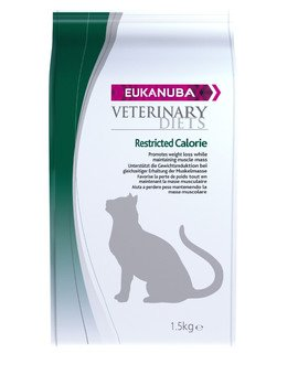 Cat Veterinary Diets Restricted Calories Adult All Breeds 1.5 kg