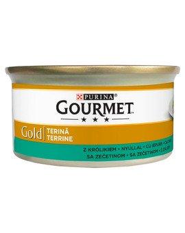 Gold pasztet z królika 85 g