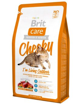 Care Cat Cheeky I'm Living Outdoor 7 kg