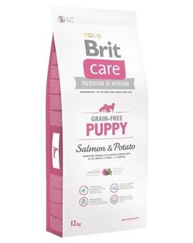 Care Grain-Free Puppy salmon & potato 12 kg
