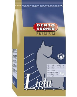 Bento kronen light cat premium 3 kg