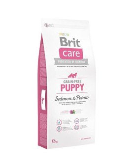 Care Grain-Free Puppy salmon & potato 1 kg