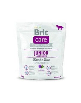 Care Junior large breed lamb & rice 1 kg