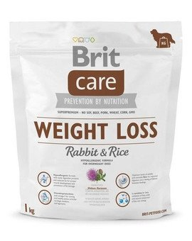 Care Weight Loss rabbit & rice 1 kg