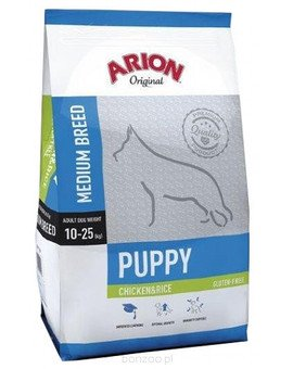 Original Puppy Medium Chicken & Rice 12 kg