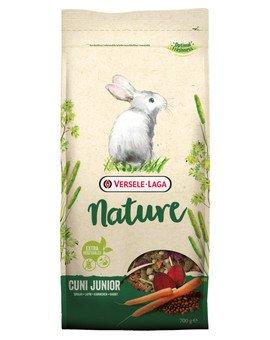 Cuni Junior Nature - dla młodych królików miniaturowych 2,3 kg