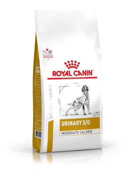 Dog urinary moderate calorie 12 kg
