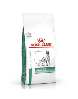 Dog diabetic 1.5 kg