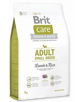 Care Adult Small Breed lamb & rice 3 kg