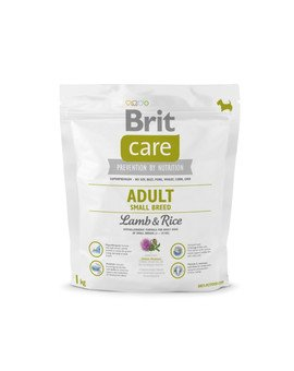 Care Adult Small Breed lamb & rice 1 kg