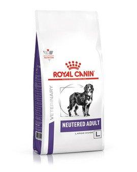 Vcn neutered adult large dog 12 kg