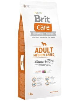 Care Adult Medium Breed lamb & rice 12 kg