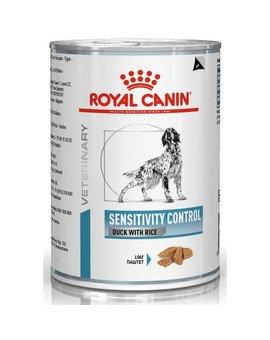 Dog sensitivity control duck & rice  420 g