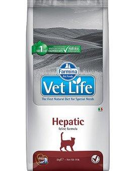 Vet Life Cat Hepatic 2 kg
