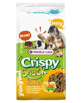 Crispy Snack Fibres 1,75 kg  Mieszanka Uzupełniająca z wysoka Zawartością Włókna