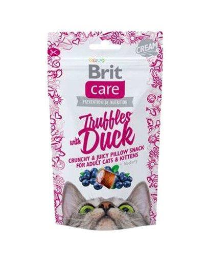 Care Cat Snack Truffles duck 50 g przysmaki trufle z kaczką