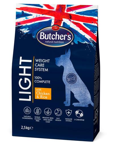 Functional Light Dog Dryz kurczakiem i ryżem 2,5kg