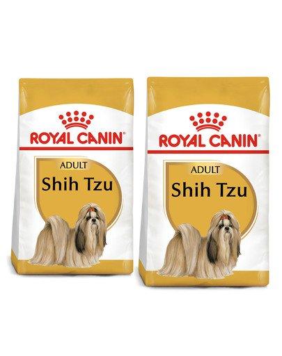 ROYAL CANIN Shih Tzu Adult karma sucha dla psów dorosłych rasy shih tzu 15 kg (2 x 7.5 kg)
