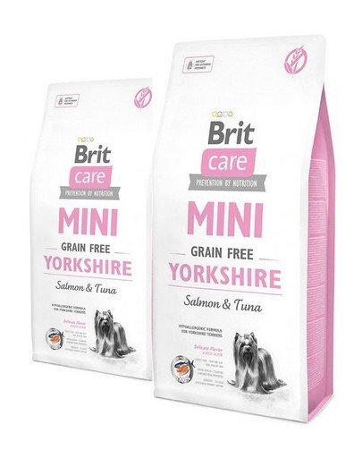 BRIT Care Grain Free Mini Yorkshire 14 kg (2 x 7 kg)