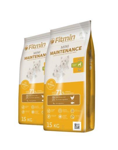 FITMIN Mini maintenance 30 kg (2 x 15 kg)