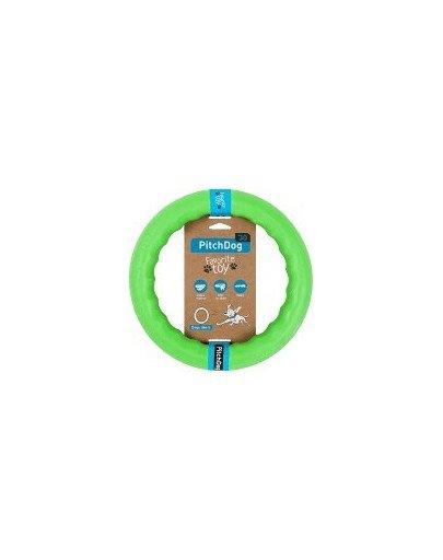Pitch Dog green 20` ring dla psa zielony 20 cm