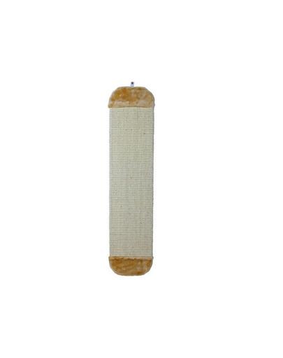 Drapak wiszący z pluszem 78 x 18 cm