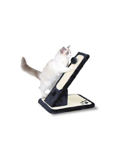 Drapak dla kota 30 x 42 x 40 cm czarno - biały